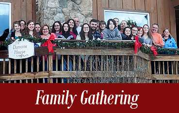group and family retreats families